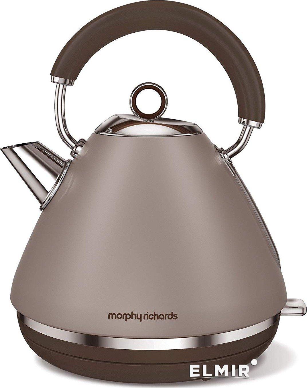 Чайники morphy richards 43018 купить